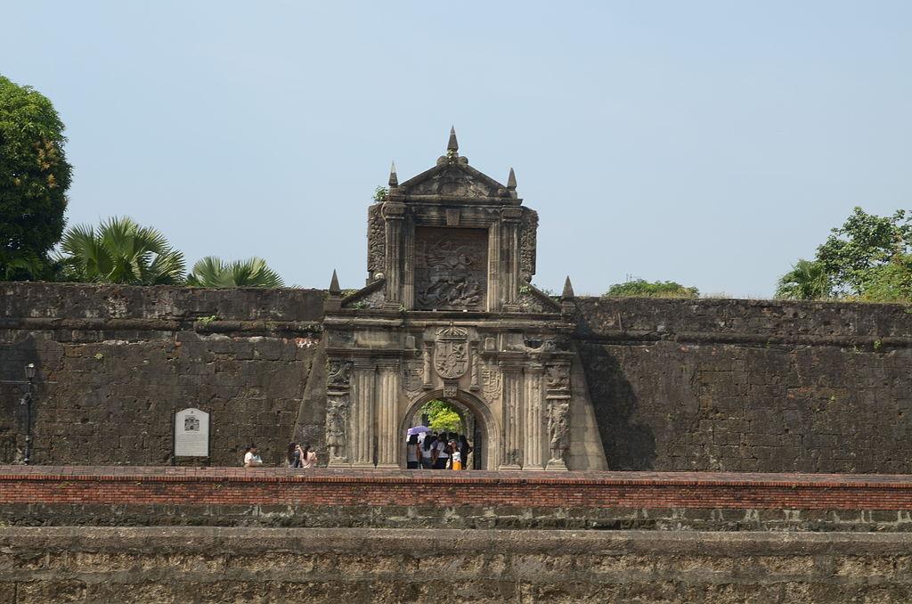 מבצר סנטיאגו