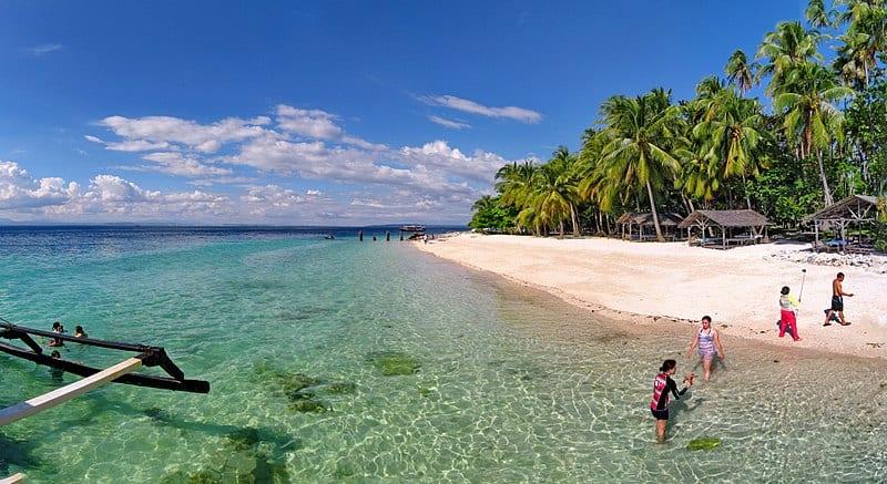 האי סמאל מפרץ דבאו